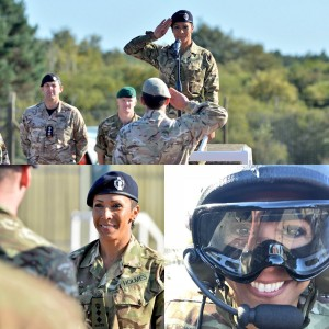 Colonel Dame Kelly Holmes Montage