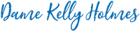 Dame Kelly Holmes Logo