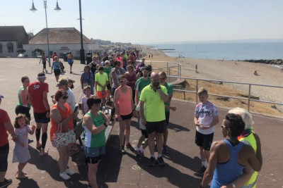 lee on the solent parkrun